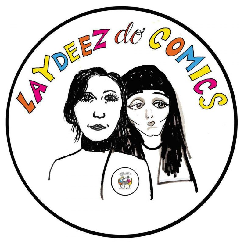 Laydeez do Comics talk @ Gosh!