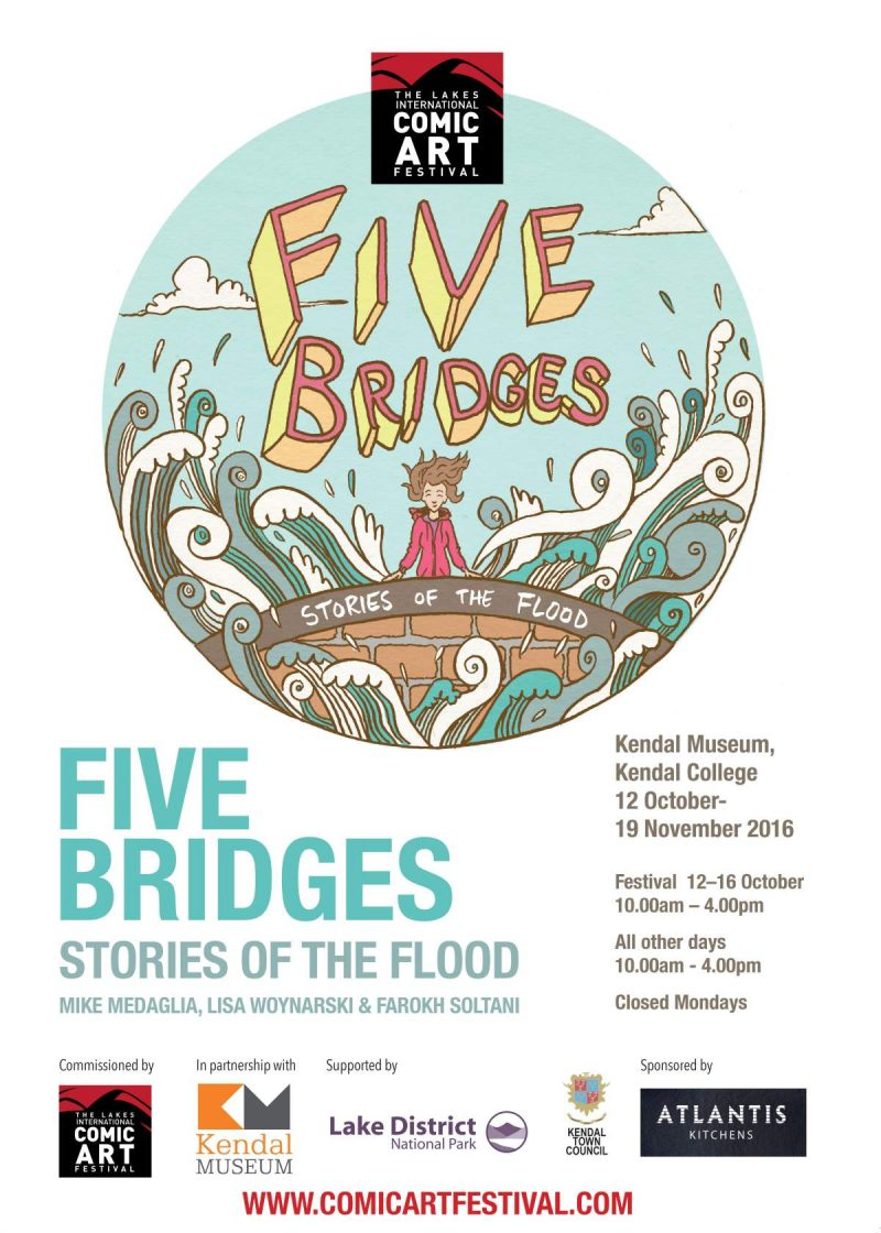 Five Bridges posterA2 artwork.indd